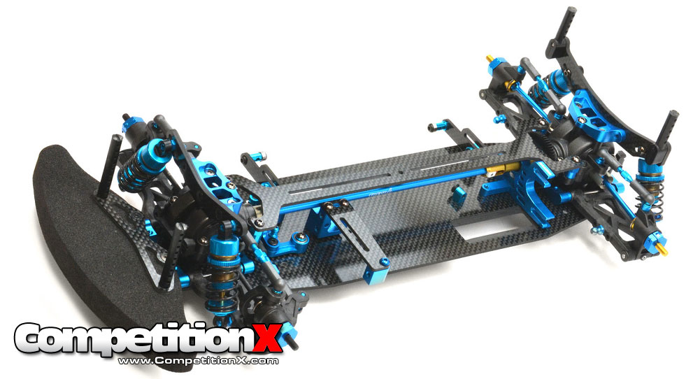 Exotek EXO-SIX Chassis Conversion for the Tamiya EVO6