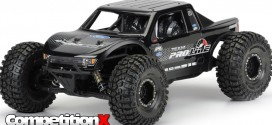 Proline Ford F-150 Raptor SVT Body for Axial Yeti