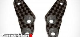 Team Associated Factory Team Carbon Fiber Steering Block Arms
