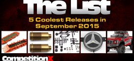 The List - September 2015