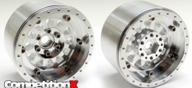 Gear Head RC M-220 2.2in EZ-Loc Aluminum Beadlock Wheels