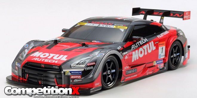 Tamiya Releases 3 Hot Models in RTR Form