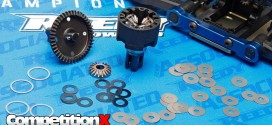 Team Associated 40-Piece Diff Shim Kit