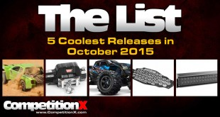 The List - October 2015