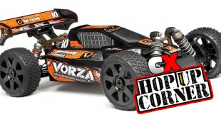 Hop Up Corner: HPI Vorza 1:8 Scale