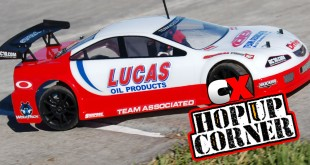 Hop Up Corner: Team Associated TC4 Touring Car