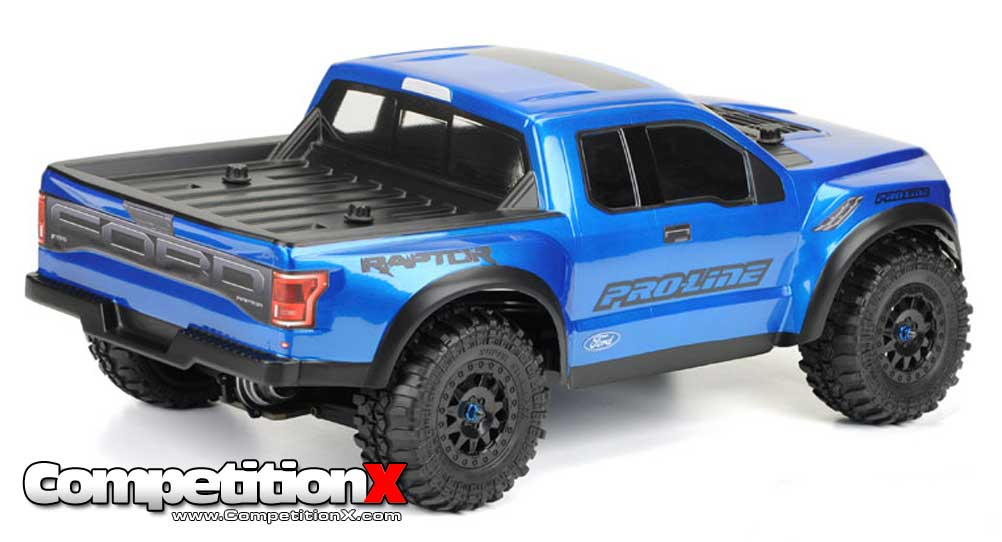Proline 2017 ford f 150 raptor true scale body competitionx proline 2017 ford f 150 raptor true scale body voltagebd Images