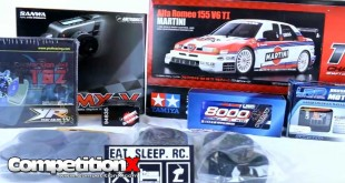 Eat. Sleep. RC. January 2016 Project Giveaway Car - Custom Tamiya TT-02