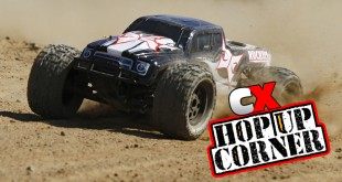 Hop Up Corner: ECX Ruckus 2WD Monster Truck