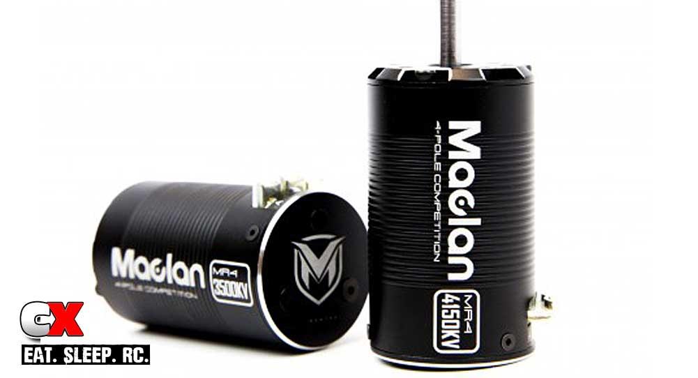 Maclan Racing MR4 Motors