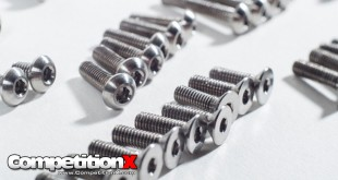 Schelle Racing Titanium Screw Set for the TLR 22 3.0