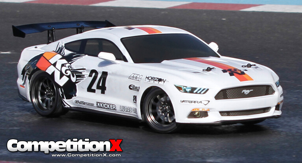Vaterra Rc 2015 K Amp N Ford Mustang Gt Drift Car