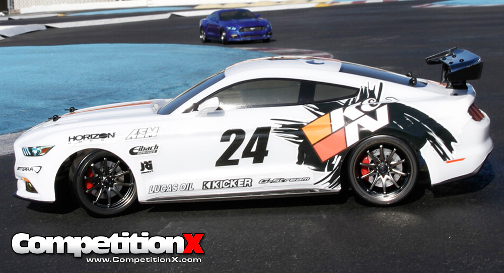 Vaterra Rc 2015 K N Ford Mustang Gt Drift Car Competitionx