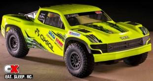 Axial TT-380 Trophy Truck Body