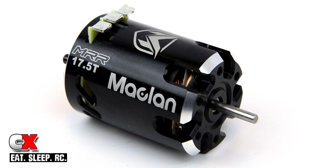 Maclan racing mmr brushless motors for Are brushless motors better