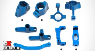 Team Associated Factory Team Parts for the APEX Series