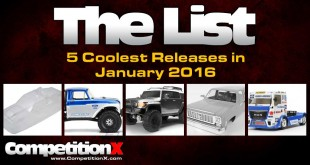 The List - January 2016