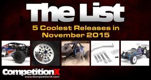 The List - November 2015