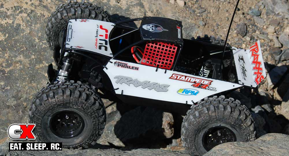 Project Traxxas Stampede 4x4 MTV