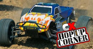 Hop Up Corner: Dromida MT 4.18 Monster Truck