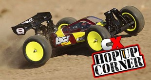 Hop Up Corner: Losi Mini 8IGHT Buggy