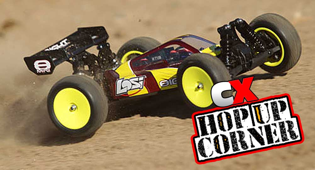 Hop Up Corner Losi Mini 8ight Buggy