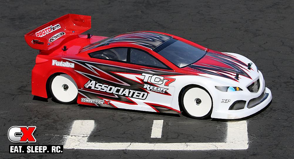 Team Associated Tc7 Touring Car