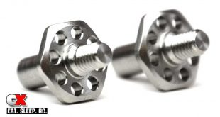 Exotek Flite Titanium Axles for the Losi 22 3.0 Buggy