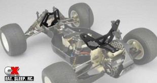 JConcepts Carbon Fiber Parts for the Team Associated RC10T