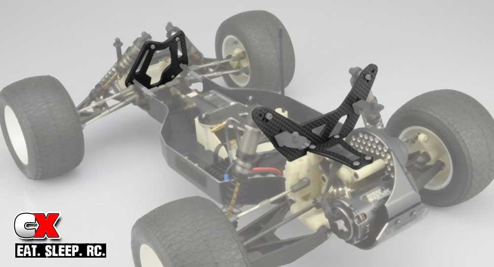 JConcepts Carbon Fiber Parts for the Team Associated RC10T