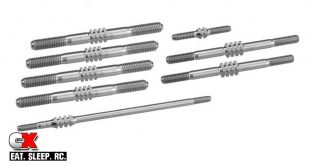JConcepts Turnbuckle Set for the TLR 8IGHT 4.0 Buggy
