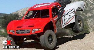 Losi Baja Rey 1:10 Scale Desert Truck