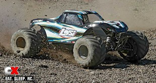 Losi Monster Truck XL RTR