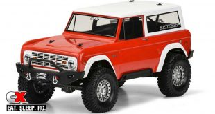 Pro-Line 1973 Ford Bronco Body
