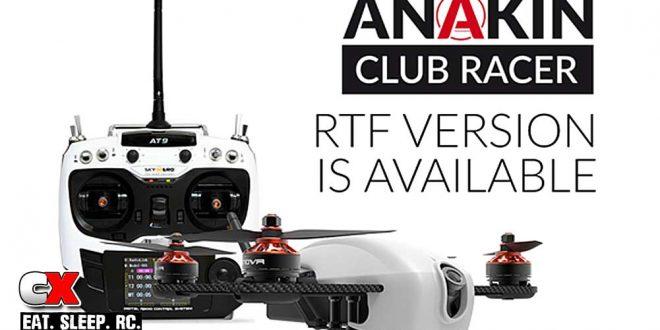Sky Hero Anakin Club Racer RTF