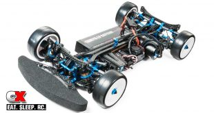 Tamiya TRF419X Touring Car Chassis Kit