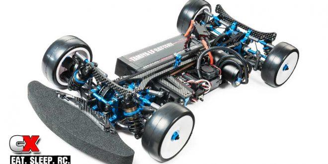 Tamiya TRF419X Touring Car Chassis Kit