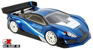 Team Titan Blitz GT2 1:8 Scale GT Body