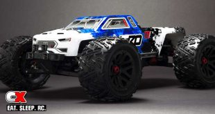 Arrma Nero 6S BLX Monster Truck