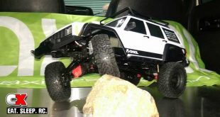 Spotted: First Pictures of Axial's new SCX10 II