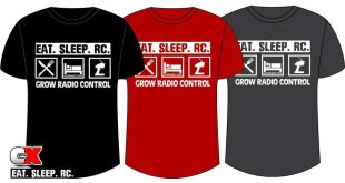 CompetitionX Eat. Sleep. RC. T-Shirts