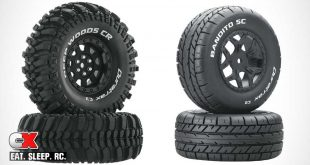 Duratrax Announces New Crawling, Dirt Oval and 1:8 Scale Tires/Wheels