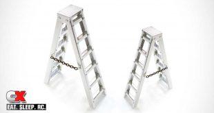 Integy Scale Step Ladders