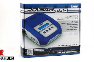 Review: LRP Pulsar Pro Charger - Professional Battery Management