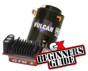 RC Brushless System Terminology