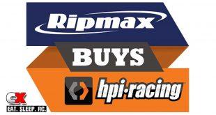 Ripmax Buys HPI Racing