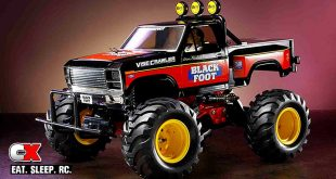 Tamiya Re-Releasing the Blackfoot