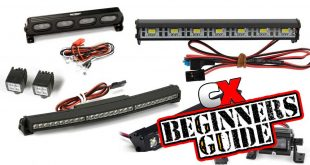 Choosing a LED Light Bar for Your Scale Rigs