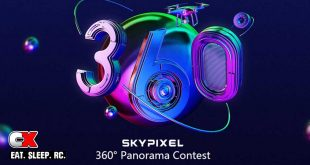 SkyPixel and DJI - 360 Degree Panorama Contest