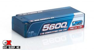 Eat. Sleep. RC. June 2016 Giveaway Update – LRP 5600mAh Mid-Shorty Competition LiPo Battery